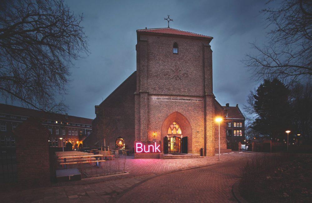 Staycation : Bunk, un séjour insolite dans une église