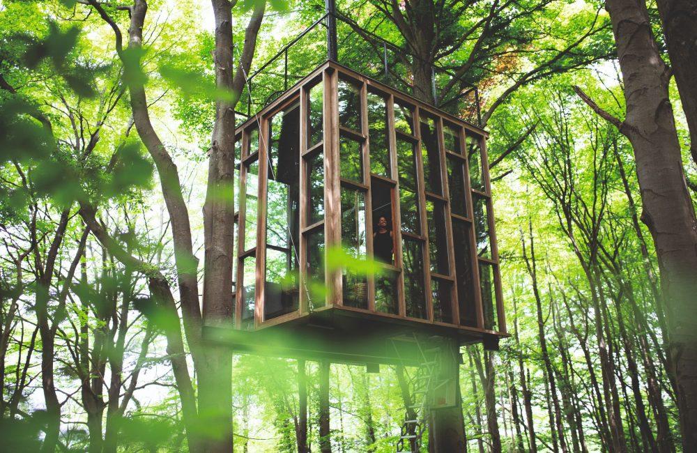 Staycation : les cabanes Slô en pleine nature