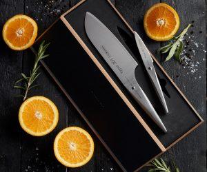 Chroma vous offre un coffret de deux couteaux