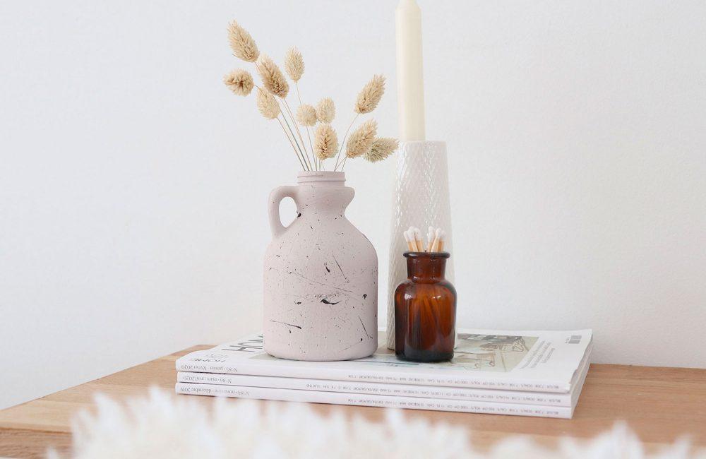 DIY : customiser une cruche arty