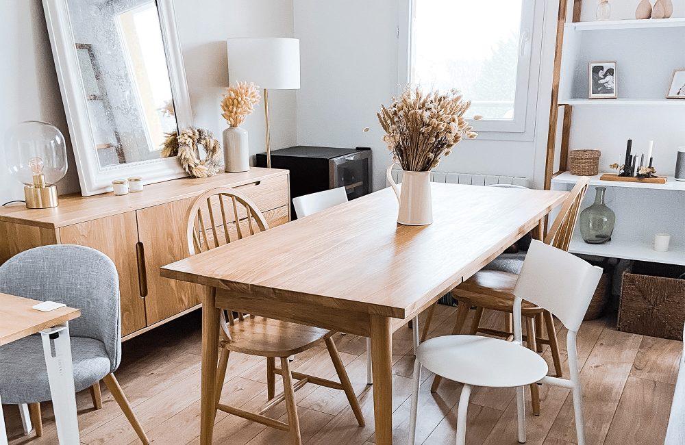 Chez Caroline, visite d'un appartement scandinave à Paris