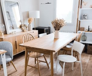Chez Caroline, visite d'un appartement scandinave à Paris