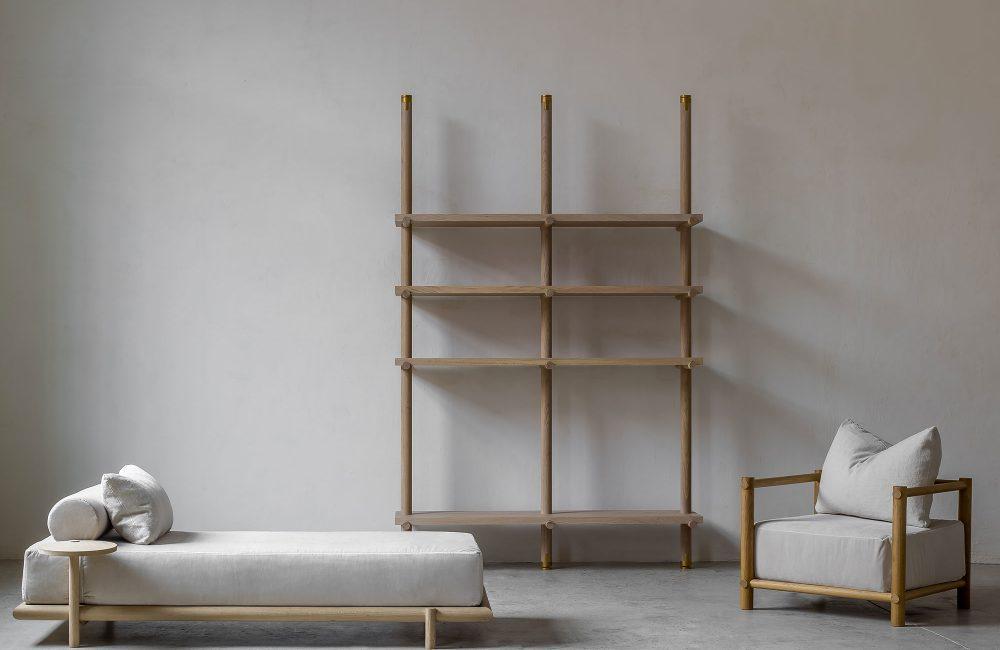 Nathalie Deboel sort sa première collection de meubles