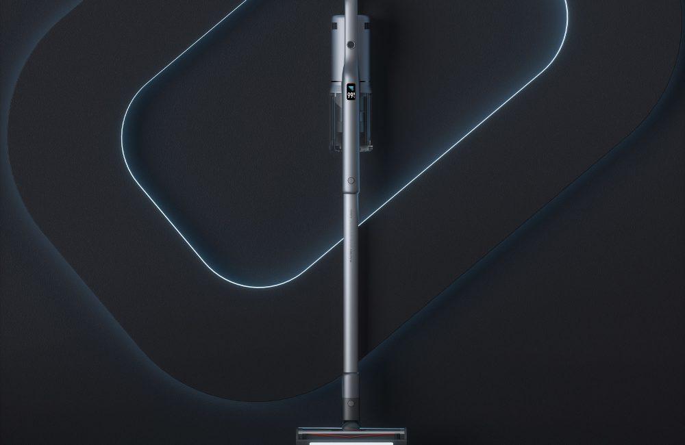 Roidmi vous offre un aspirateur connecté sans fil