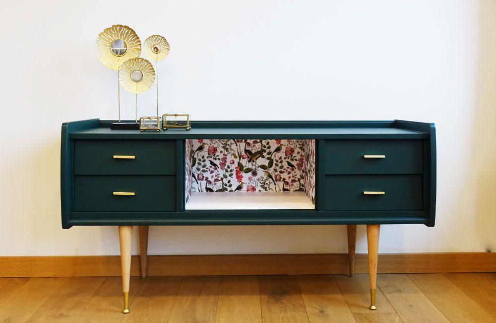 Récup: comment rénover les meubles anciens?