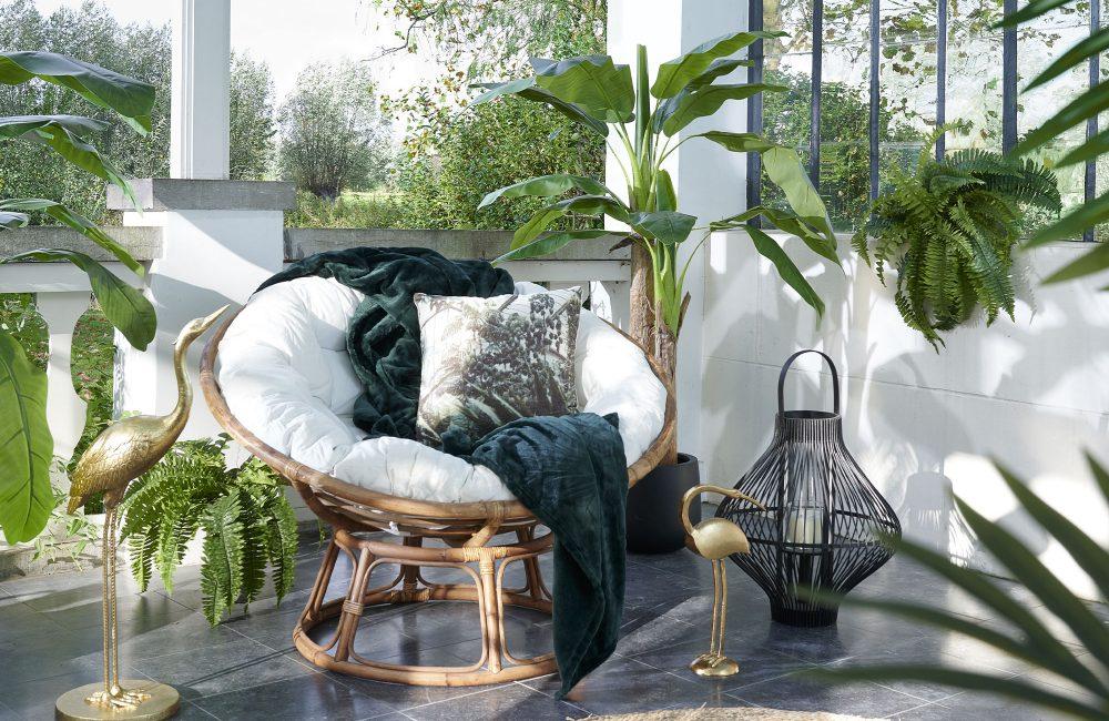 Comment décorer une petite terrasse pour le printemps ?