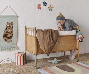 Comment décorer joliment une chambre d'enfant ?