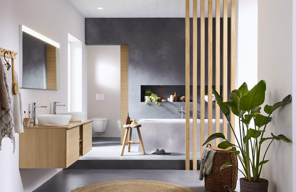 Bertrand Lejoly imagine la nouvelle salle de bains de Duravit