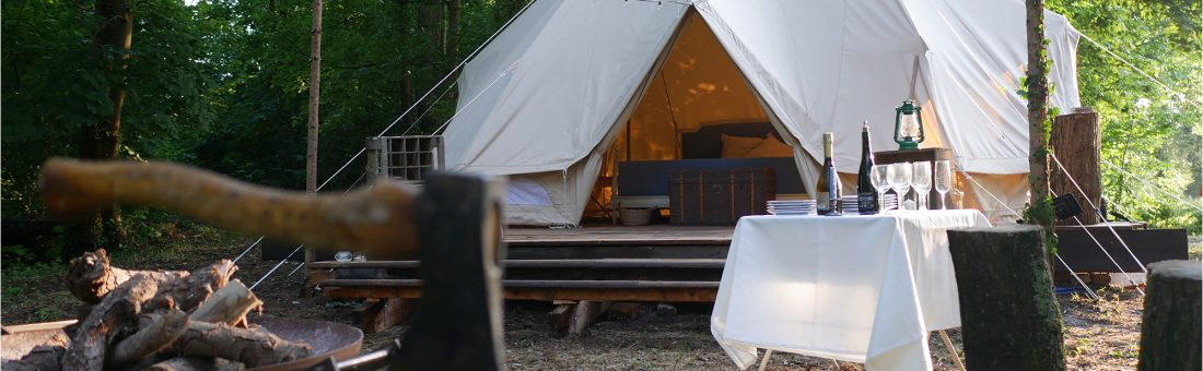 Staycation en pleine nature : Lakhota Glamping
