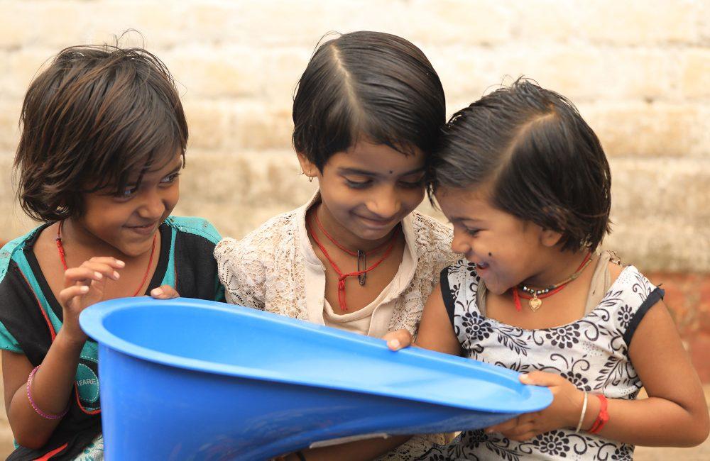 UNICEF X Grohe : Faites un don pour les enfants en difficulté
