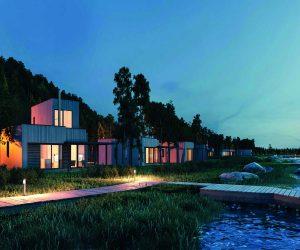 Terhills Resort, le village de vacances haut de gamme