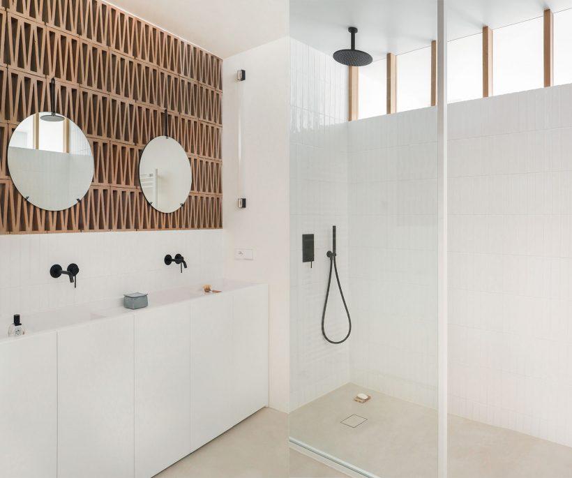 Avant / Après : Une salle de bains d'inspiration japonaise