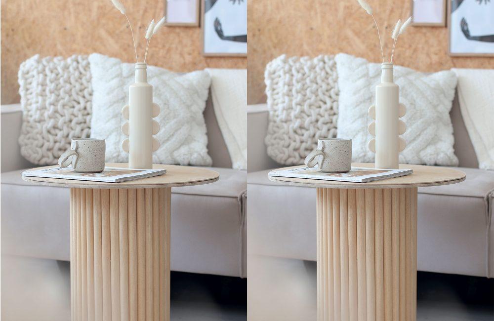 DIY : créez votre propre table basse intemporelle
