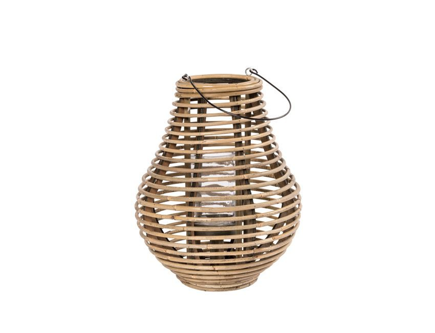 Lanterne RATTAN CASA Indien