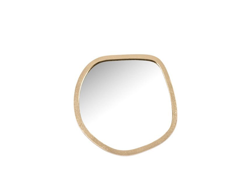 Miroir doré SPECTRA CASA Indien