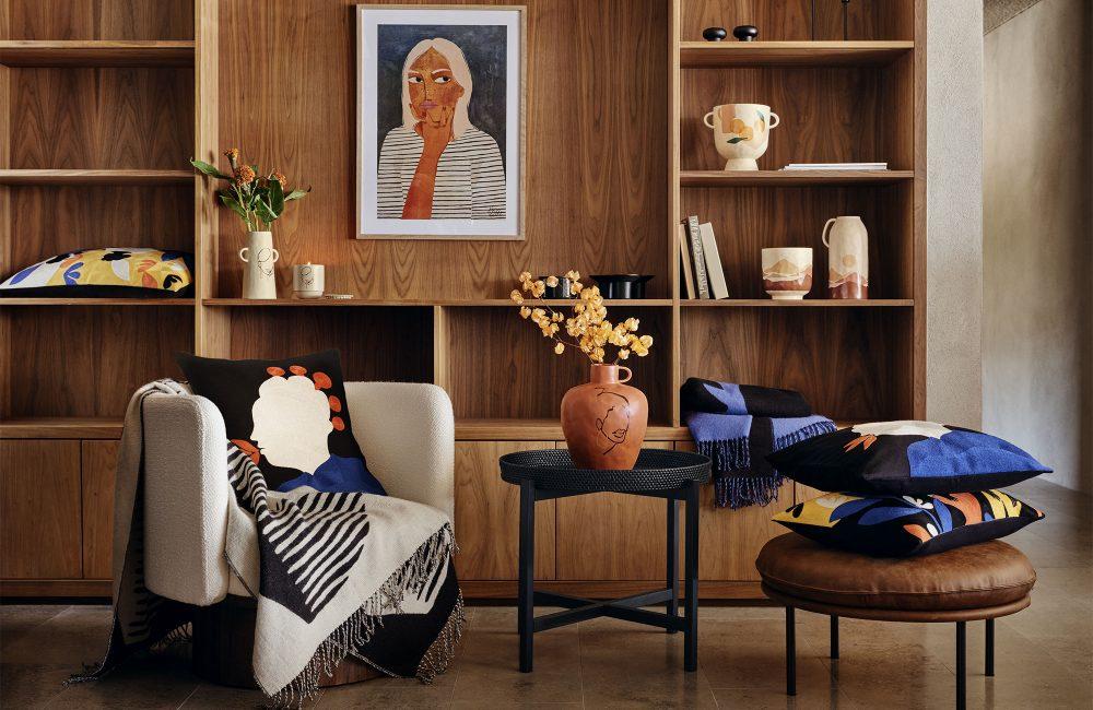 H&M Home : une décoration canon en collaboration avec 3 artistes féminines
