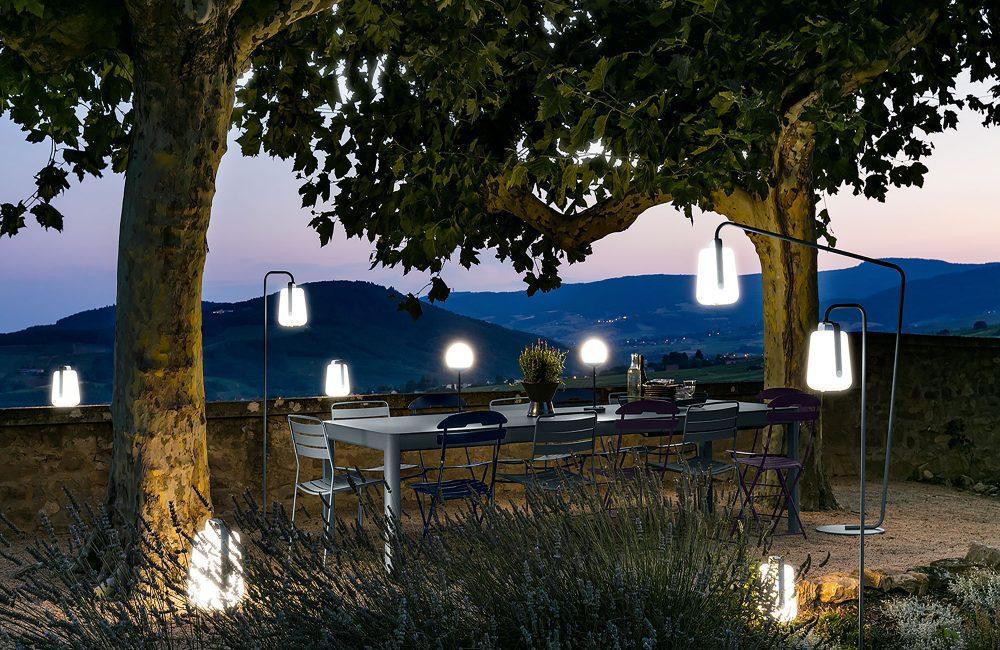 Eclairage de jardin : zoom sur les luminaires outdoor